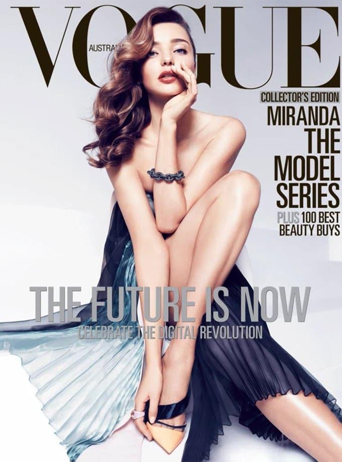 Miranda Kerr Vogue Australia Miguel Reveriego 01