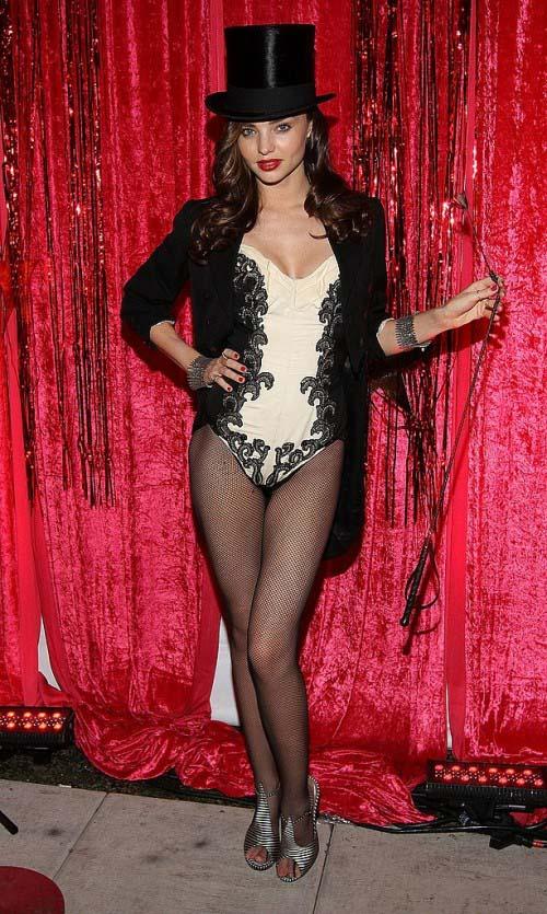 Miranda Kerr halloween costume