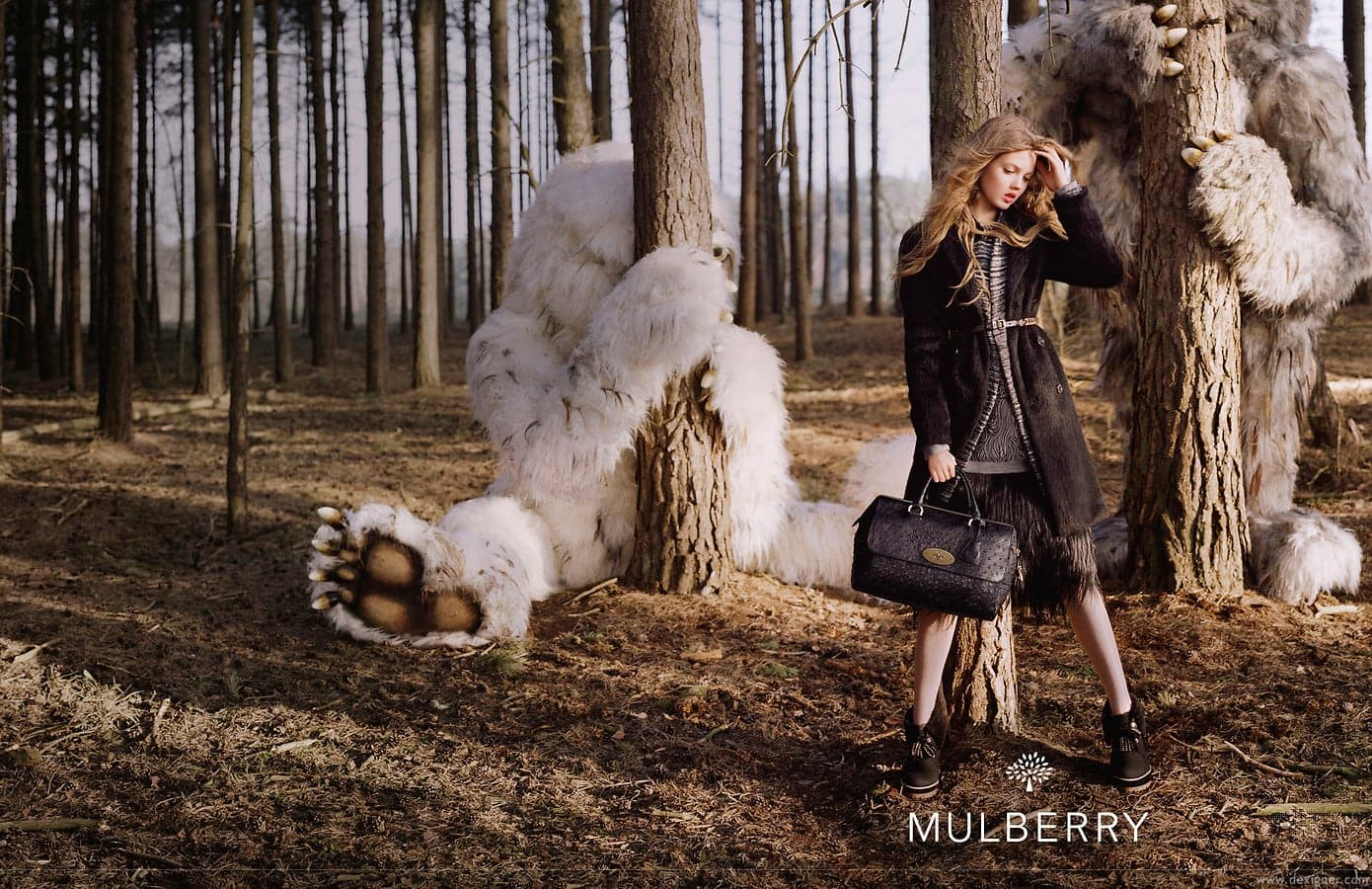 Mulberry 2012 Autumn Winter 02 gallery