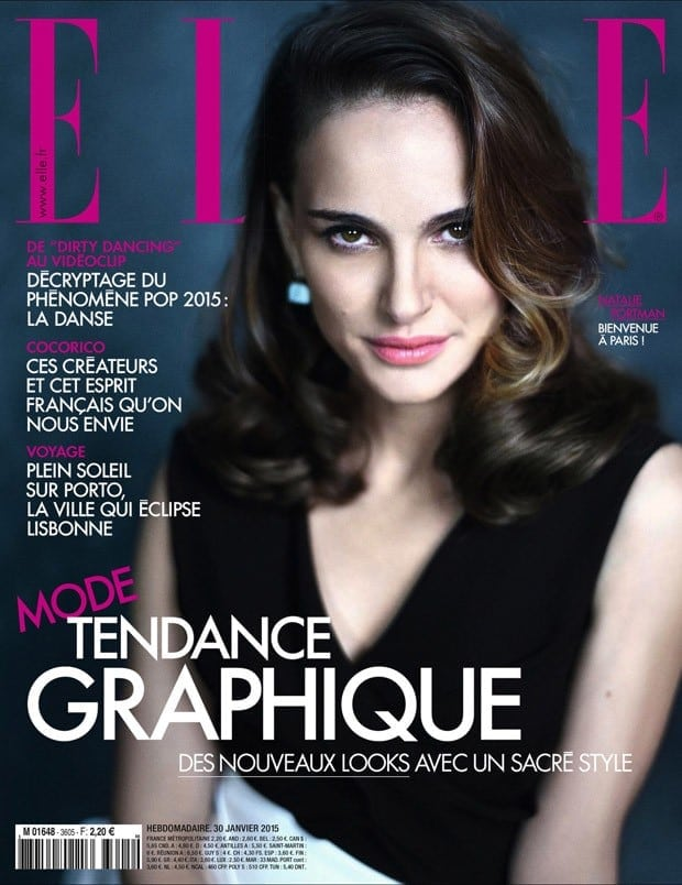 Natalie Portman Elle France 01