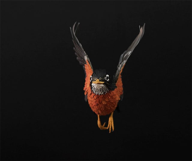 Paper Birds by Diana Beltran Herrera 2