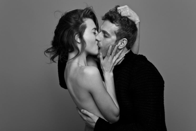 Passionately Kissing Couples by Ben Lamberty 2014 01