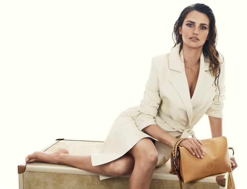 Penelope Cruz for Loewe Spring Summer 2014 3