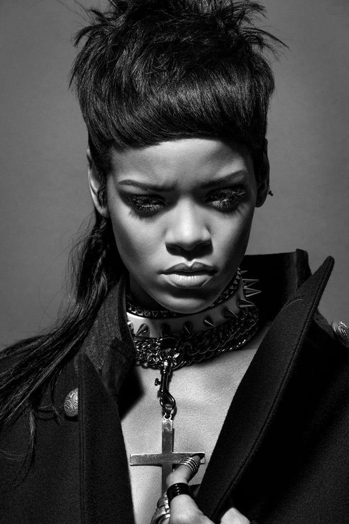Rihanna 032c Inez Vinoodh 11