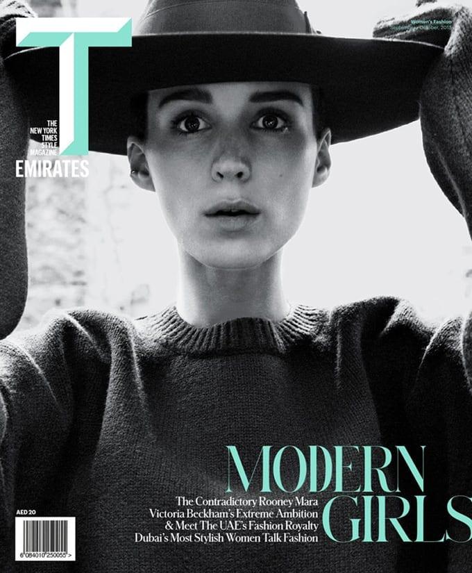 Rooney Mara The NY Times T Magazine 01