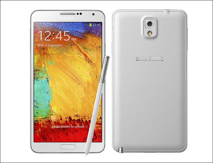 Samsung GALAXY Note 3 06
