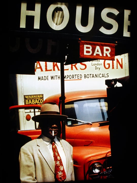 Saul Leiter NYC Photography 01