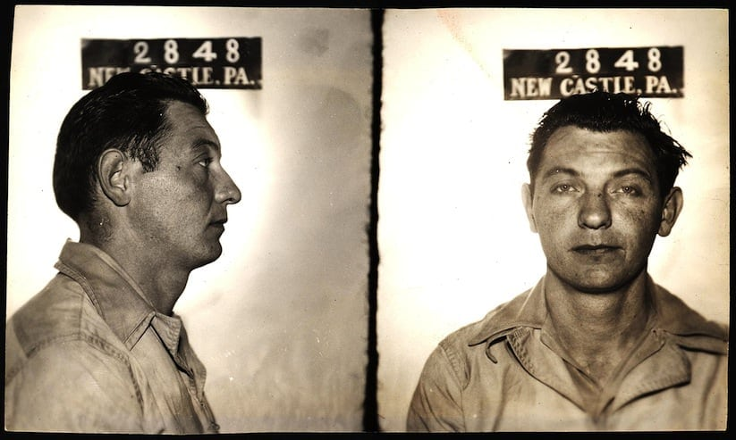 Small Town Noir Vintage Mugshots from the 1930s to 1950s 2014 01