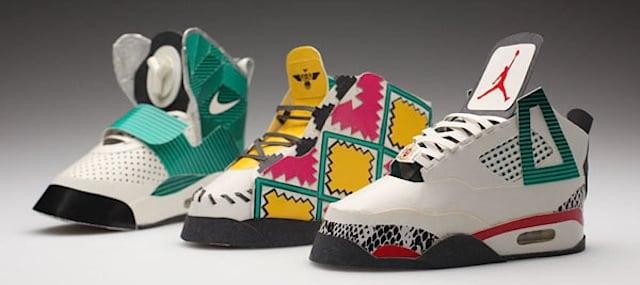 Sneaker Sculptures by Jason Ruff 10