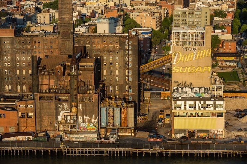 Summer Over The City Aerial Photographs Of New York City by George Steinmetz 2014 01