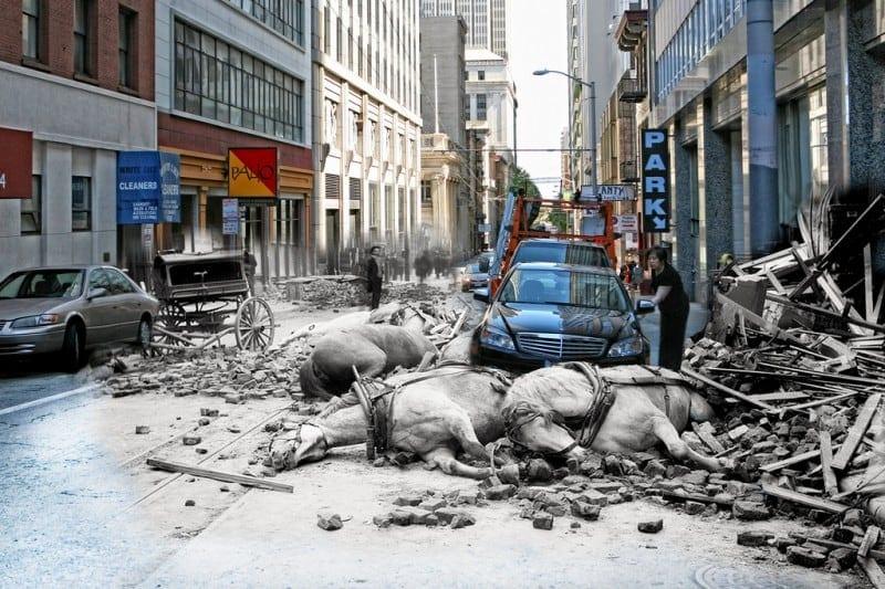 The Earthquake Blend 3