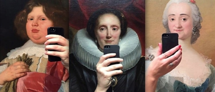 The Museum of Selfies 2014 01