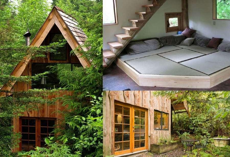 Tiny Small Homes 15