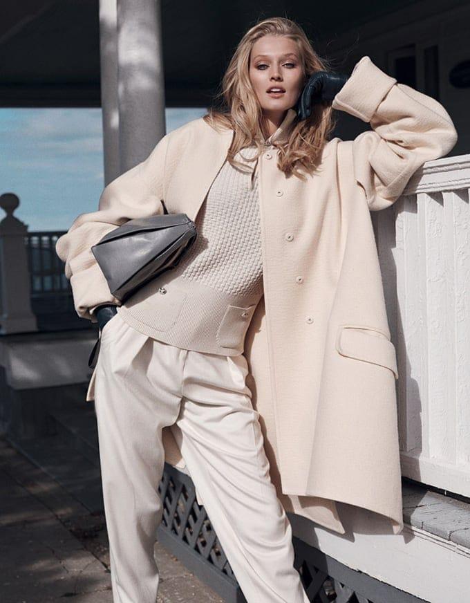 Toni Garrn Vogue Ukraine Benny Horne 02
