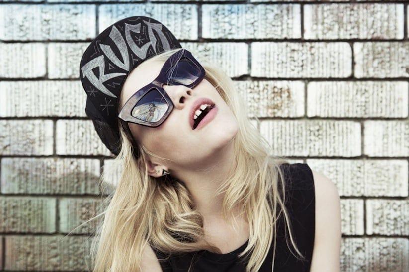 ashley smith rvca skater girl lookbook 04