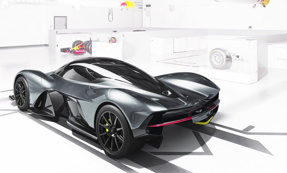 aston martin red bull racing reveal rb 001 hypercar 1
