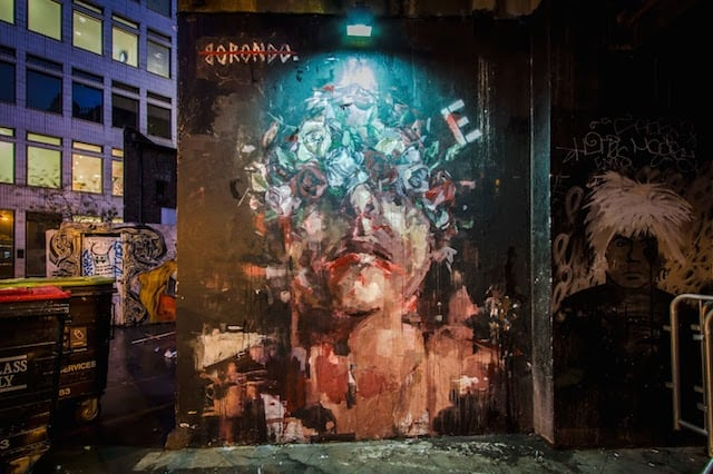 borondo mural london looking for 01