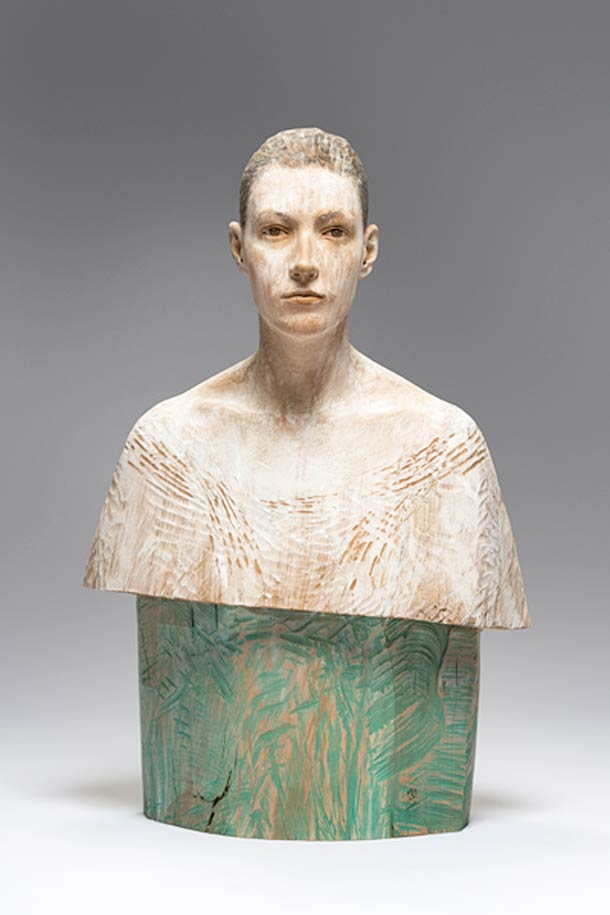 bruno walpoth wood sculptures 17
