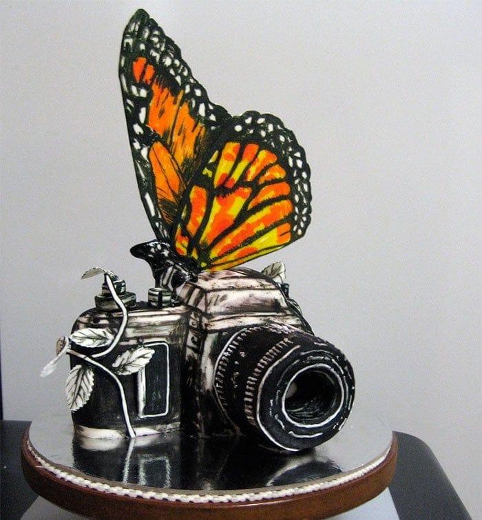 creative illustration cakes threadcakes competition 2014 22