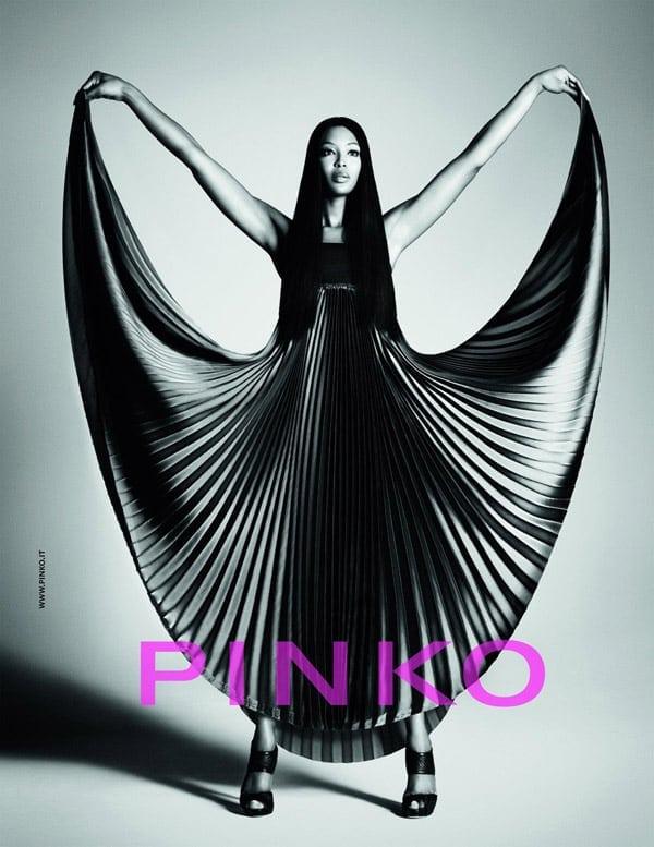 d6717 Naomi Campbell Pinko Spring Summer 2012 01