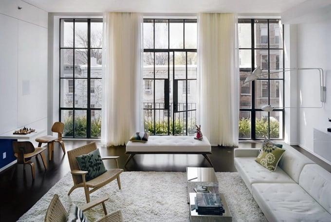 e9451 trendhome 7th street duplex in flowerbox building new york