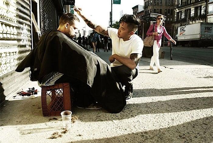 haircuts homeless mark bustos 01