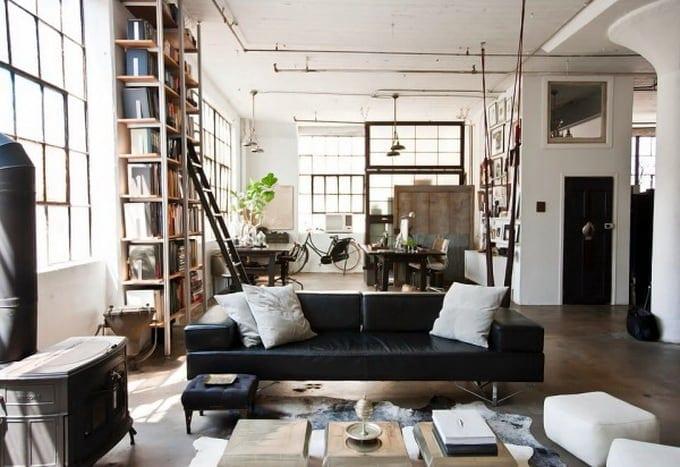 loft brooklyn industrial interior 01