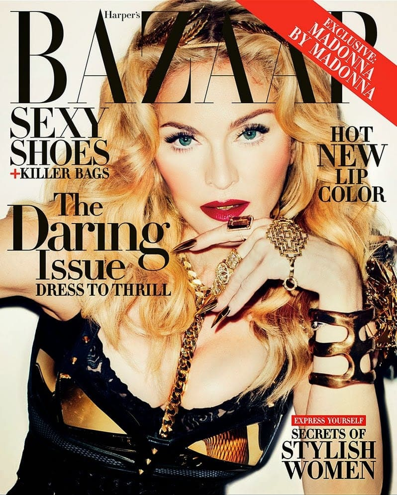 madonna by terry richardson for harpers bazaar november 2013 5