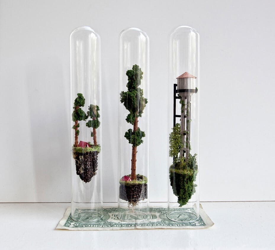 miniature dwellings rosa de jong 1