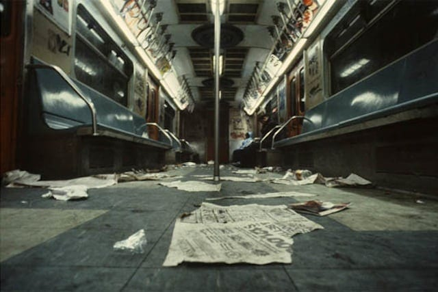 new york subways 1981 by christopher morris 2014 01