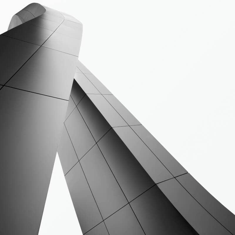 nick frank monochromatic photos architecture fy 1