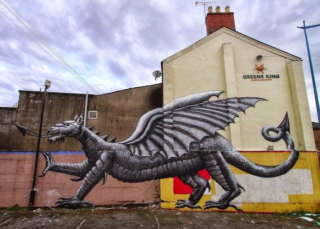 phlegm welsh dragon 01