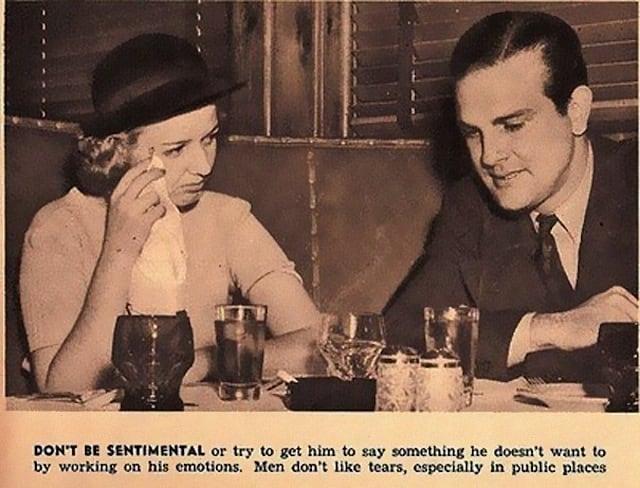 retro dating tips for single women 01