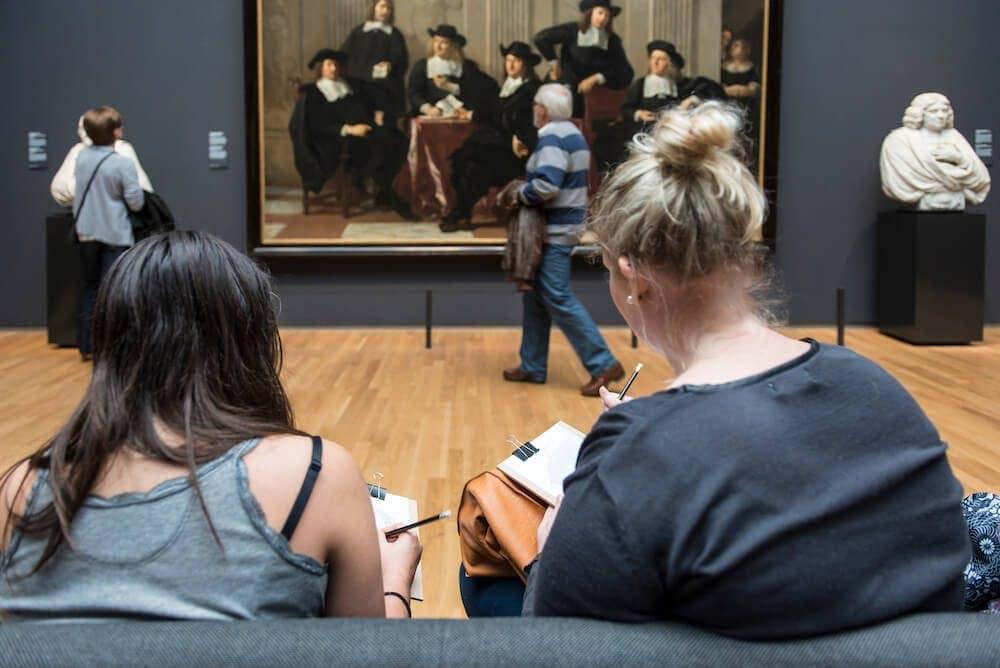 rijksmuseum selfies on paper freeyork 1