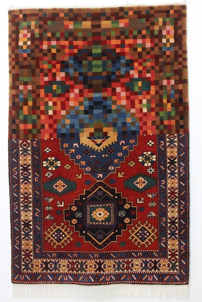 rugs by faig ahmed 01