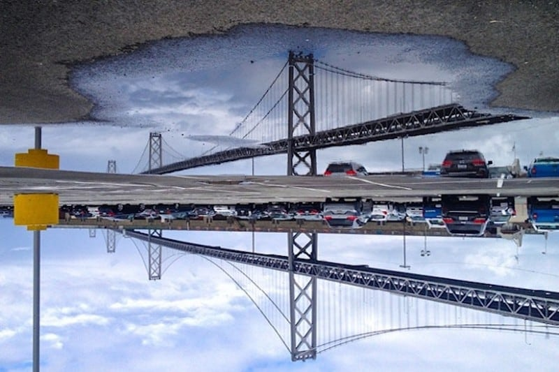 sanfran cityscapes reflections 01