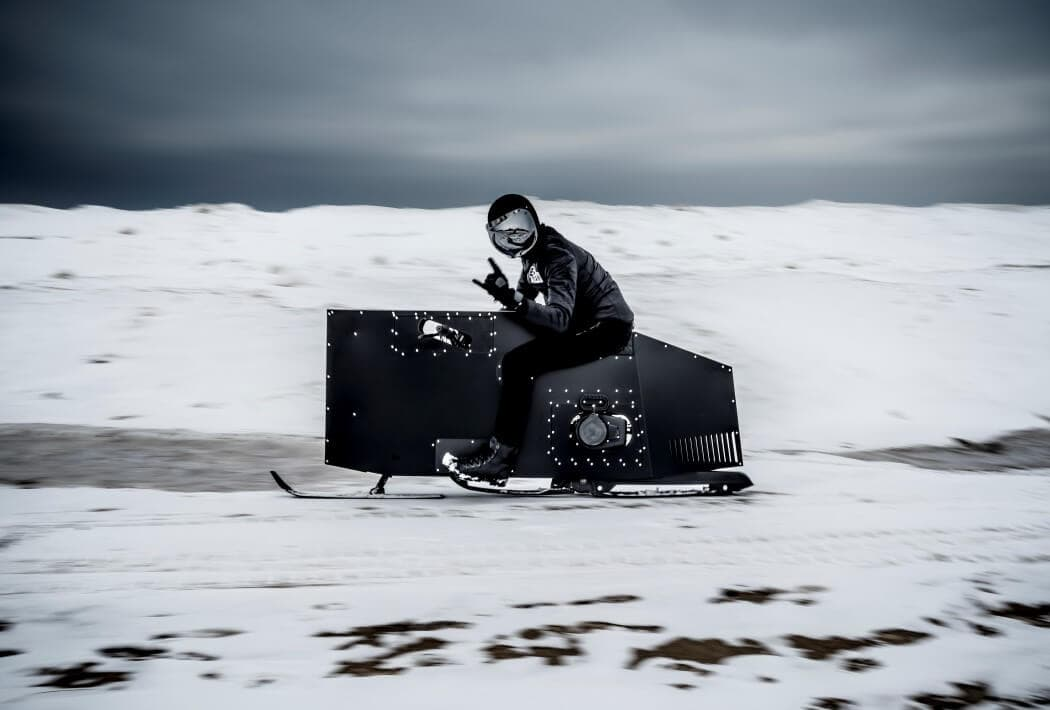 snowmobile snoped fy 1