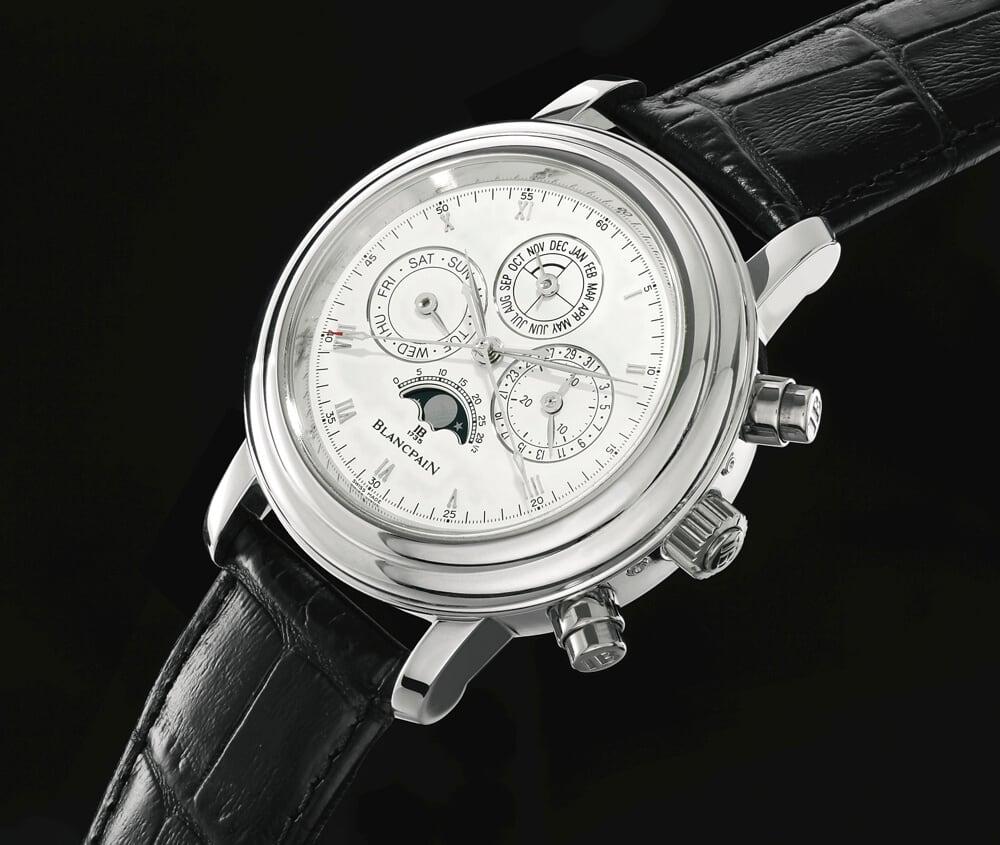 ten expensive wrist watches world 21