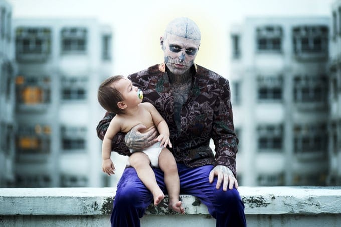 the restless east editorial by rick genest 8