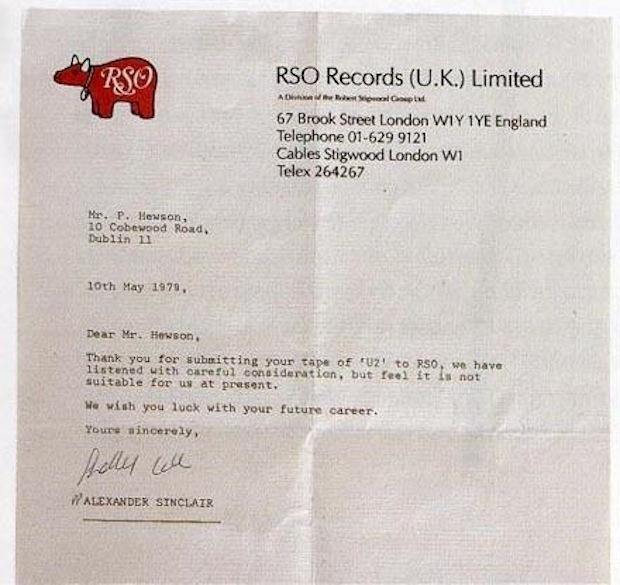 vintage rejection letters 01