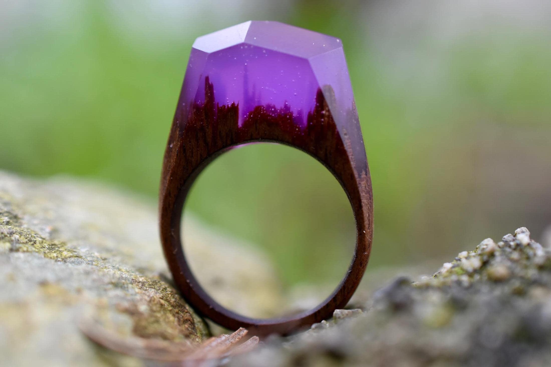wooden rings secret wood fy 2