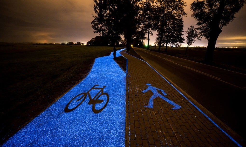 bike path in poland 2