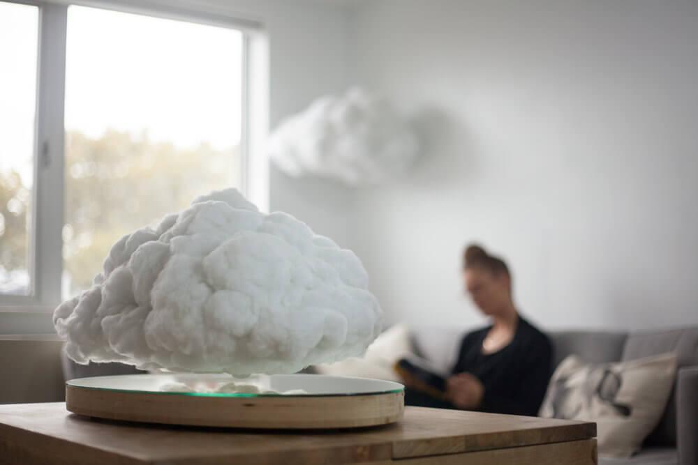 floating cloud speaker 2