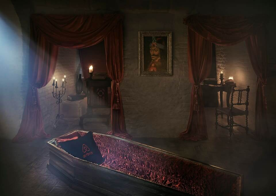 night draculas castle transylvania 5