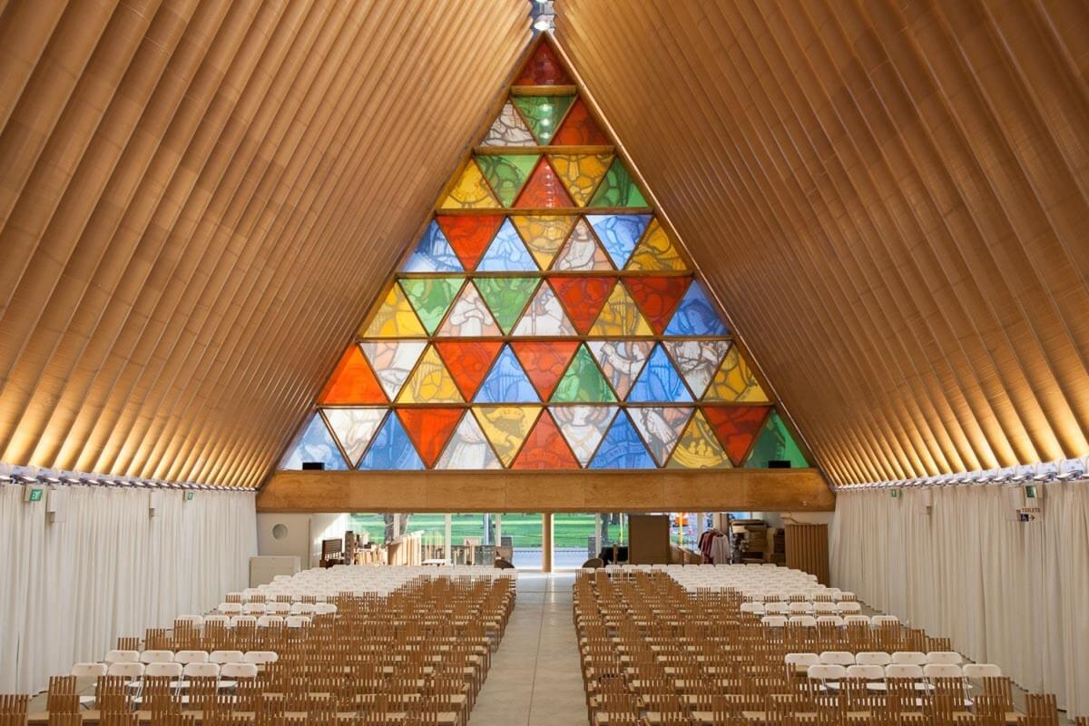 Shigeru Ban Architecture 1