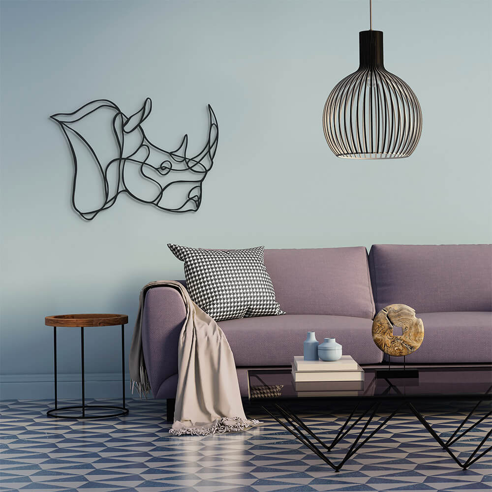 3d animal wall signs 3