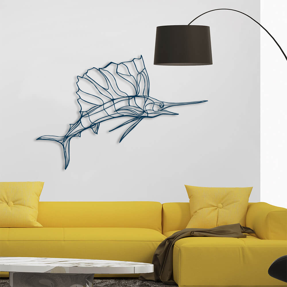 3d animal wall signs 6