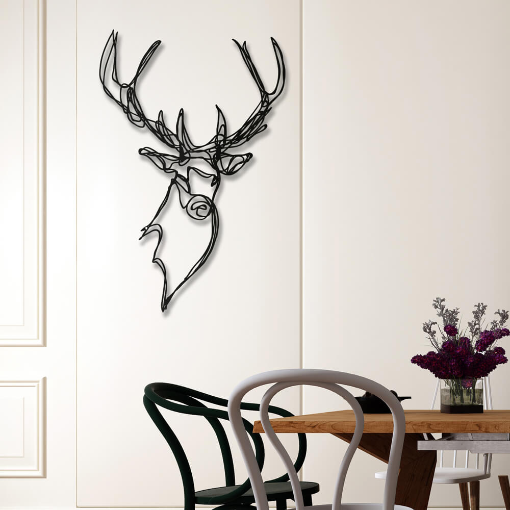3d animal wall signs 8