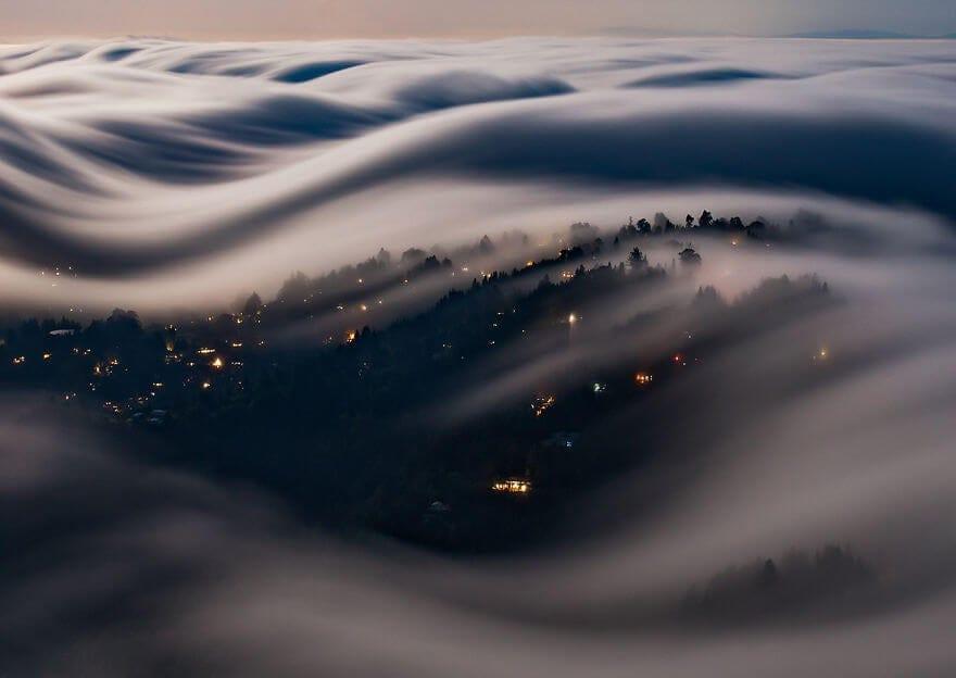 Nicholas Steinberg fog waves 10