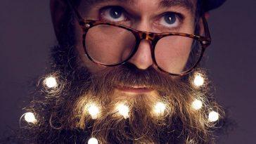 beard fairy lights 1